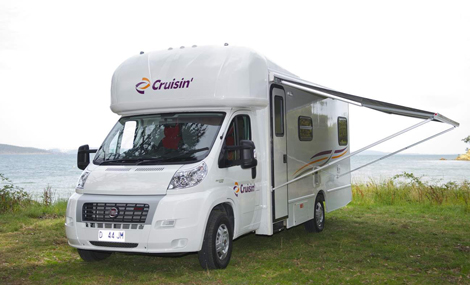 CT 4 Berth Seeker, Australia