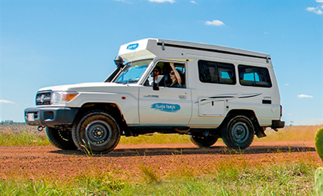 4WD Safari Landcruiser