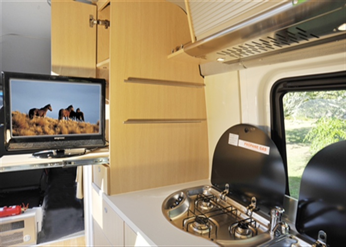 Ultima  Elite Motorhome