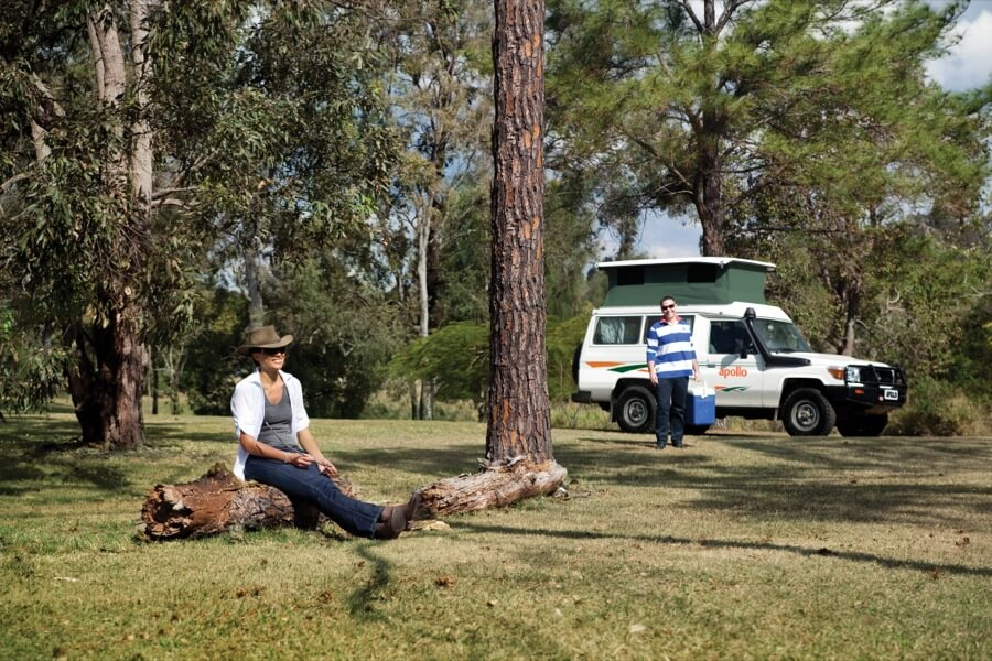 Tour to Adelaide Hiring a 4WD