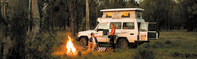 Campervan Rental in Australia