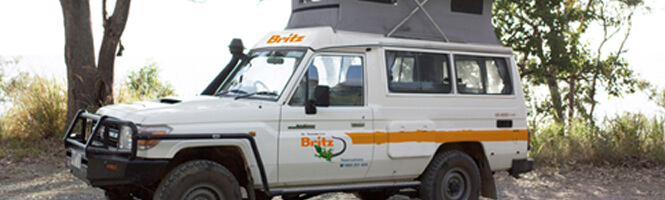 4WD Tour in Australia