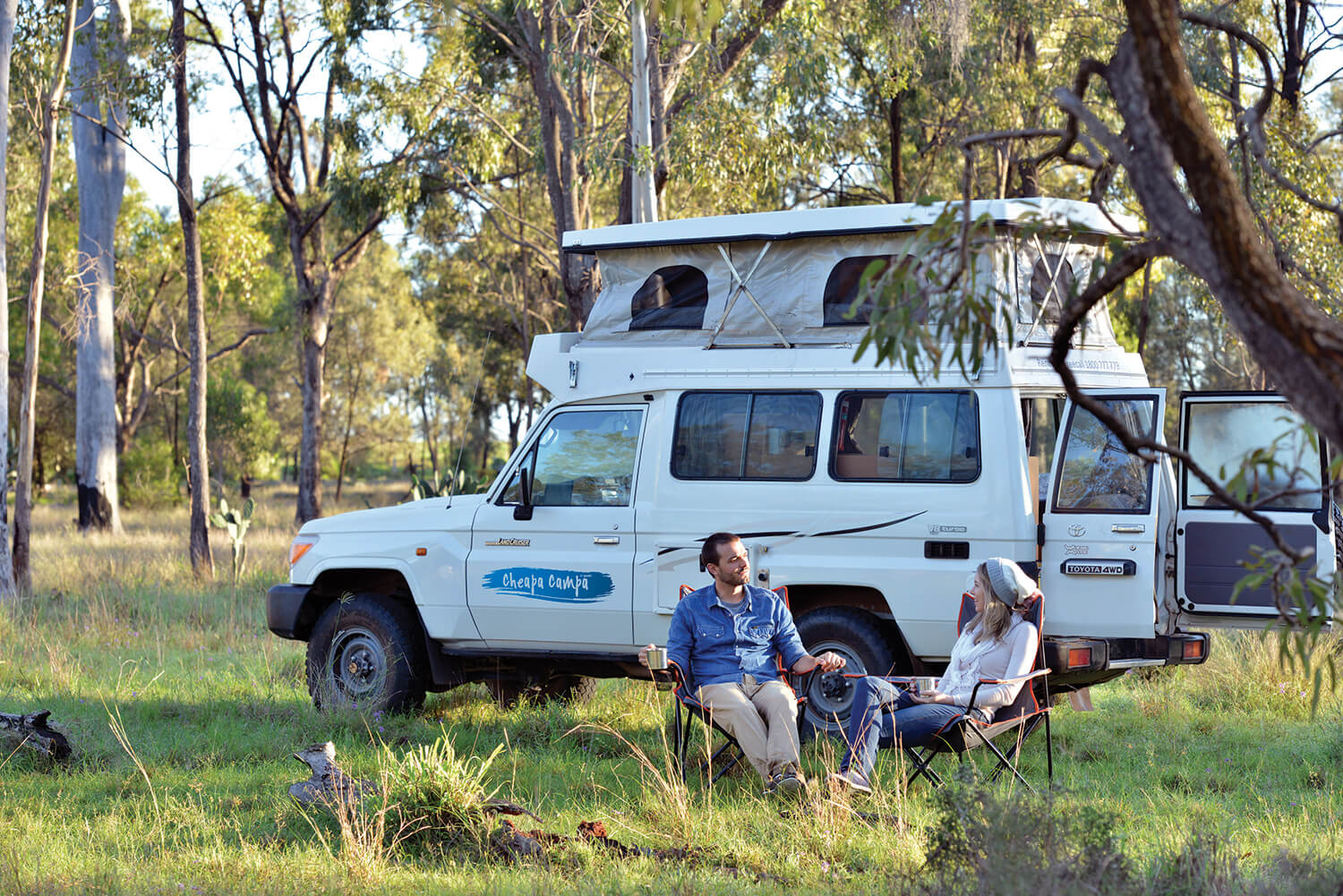 Spend Quality Time Renting 4WD in Australia