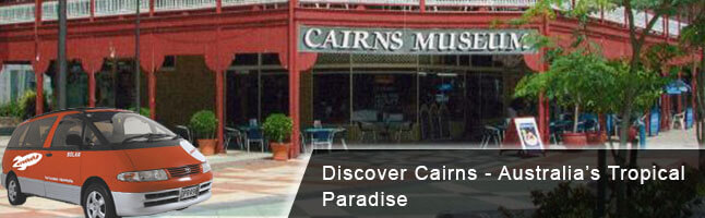 Discover Cairns in a Campervan Rental