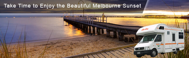 Rent a Campervan in Melbourne & Enjoy the Sceneries