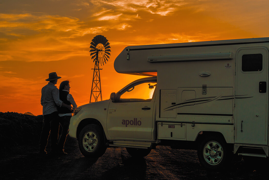 Explore Sceneries with Motorhome Rental in Alice Springs