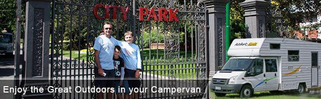 Rent a Campervan in Launceston & Enjoy Outdoors