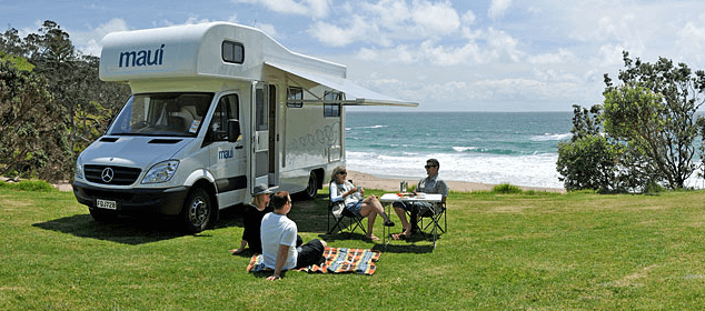 Discover the splendid Darwin in a Motorhome Rental