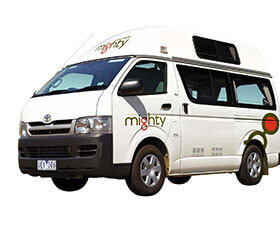 Family Motorhome with Mid-Range